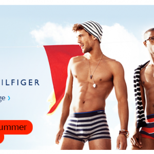 Tommy Hilfiger Spring Summer 2013 collection