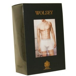Wolsey boxer trunks