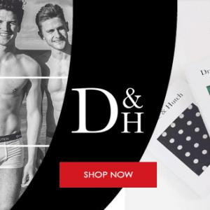 Drake & Hutch underwear - UnderU