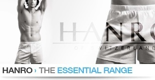 Hanro - The Essentials Range