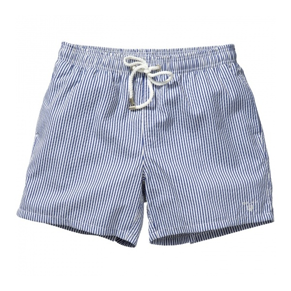 Gant-Seersucker-Swim-Shorts-Navy-White