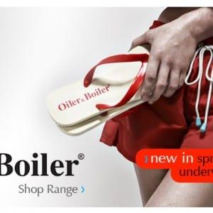 Oiler & Boiler SS13 Swimwear collection