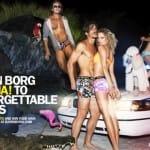 Bjorn Borg SS13 underwear