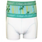 Oiler and Boiler 2-pack boxer trunks