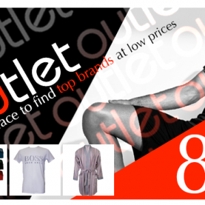New in UnderU Outlet - Armani, Hugo Boss, Calvin Klein, Dolce & Gabbana