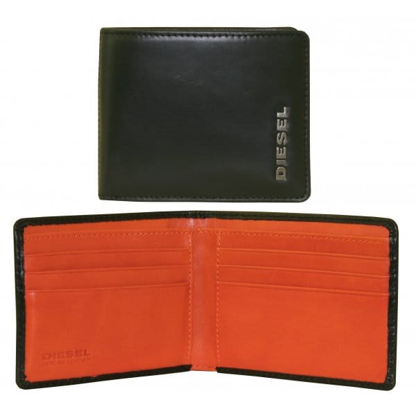 Diesel Bi-fold men's wallet