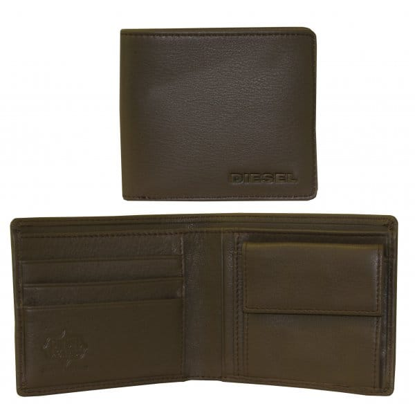 Diesel Coin-Pocket Wallet