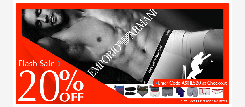 Emporio Armani Flash Sale