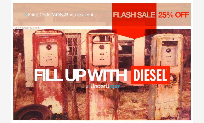 Diesel Underwear Sale - UnderU.com