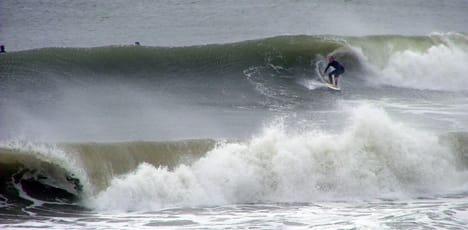 Surfing Tuckernuck Island - Oiler & Boiler at UnderU