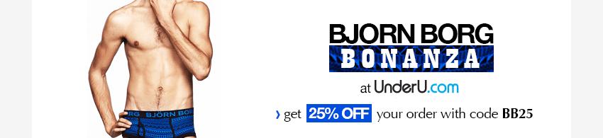 Bjorn Borg Bonanza - Bjorn Borg Underwear Sale