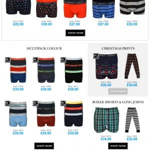 GANT_AW14_Underwear
