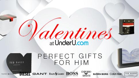 Men's Underwear & Men's Swimwear Valentines Gifts for him 2015 | UnderU