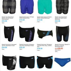 Speedo Swimwear AW15 Collection