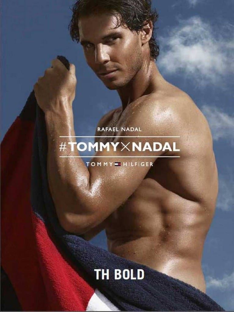 """Rafael Nadal Tommy Hilfiger mens underwear"
