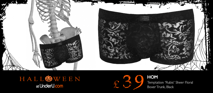 HOM Boxer Trunks & HOM Underwear A/W 15 | UnderU
