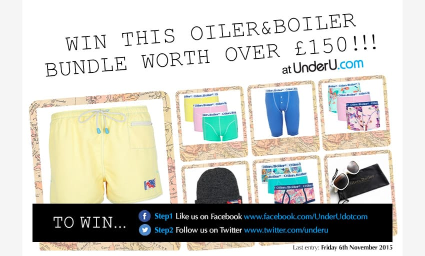 Oiler & Boiler Underwear & Oiler & Boiler Swimwear | UnderU