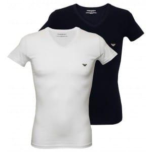 Emporio Armani Mens Tshirt