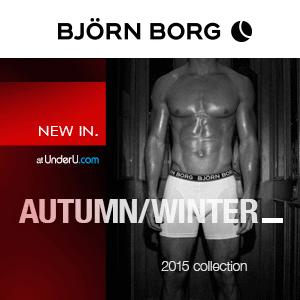 Bjorn Borg underwear AW15 Q3