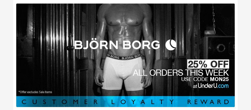Bjorn Borg Underwear and Bjorn Borg Boxers Sale | UnderU