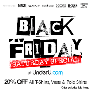 Men's T-Shirts - black saturday