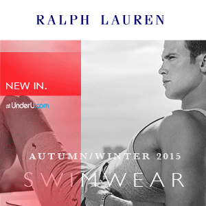 Polo Ralph Lauren AW15 swim shorts