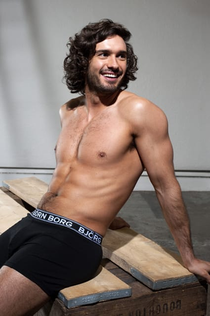 Bjorn Borg boxers & Joe Wicks | UnderU