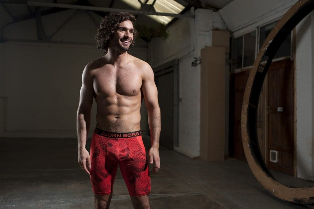 Bjorn Borg Underwear & Bjorn Borg Boxers Worn by Joe Wicks | UnderU