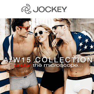 Jockey men's underwear AW15