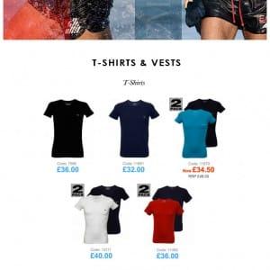 Emporio Armani SS16 T-Shirts Blog