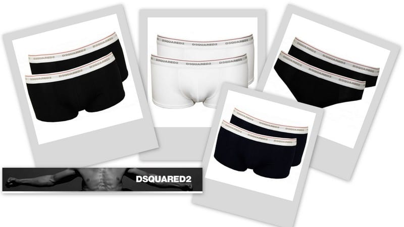 DSquared2 Men's Underwear | UnderU