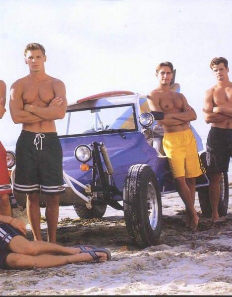 1990s Men's Swimwear & Men's Swim Shorts | UnderU