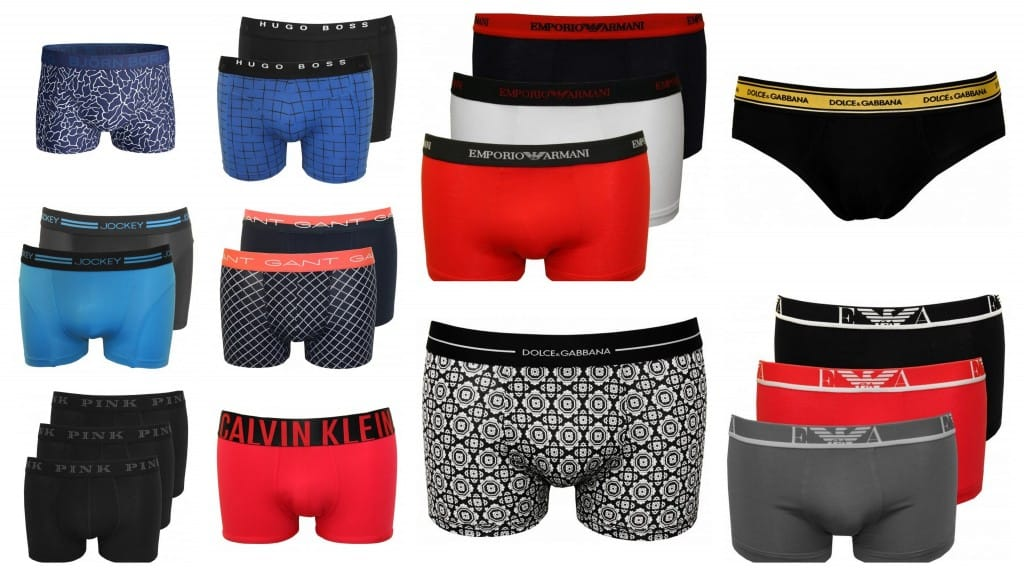 Spring Summer '16 Men's Designer Underwear Sale | UnderU
