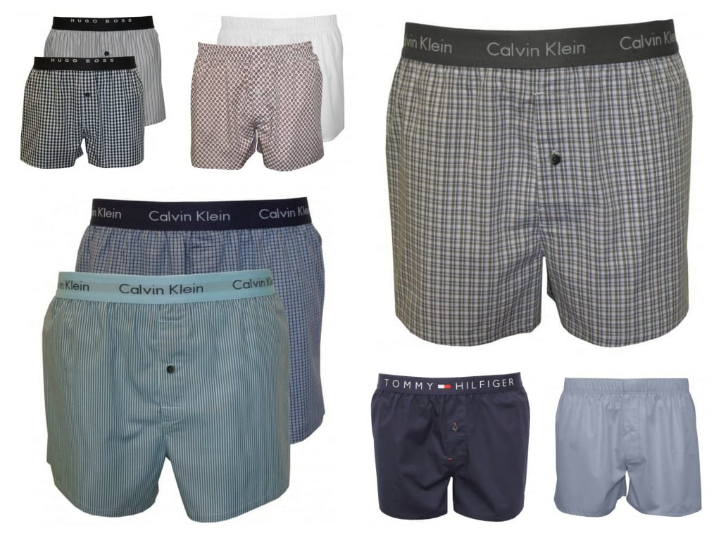Choose From Our SS16 Selection Of Men's Boxer Shorts | UnderU