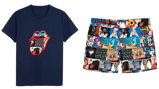 Men's Swimwear & Men's Swim Shorts by The Rolling Stones | UnderU