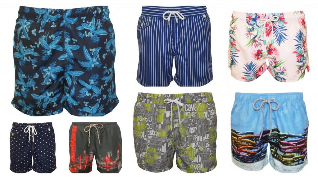 Men's Swim Shorts & Men's Swimwear at UnderU
