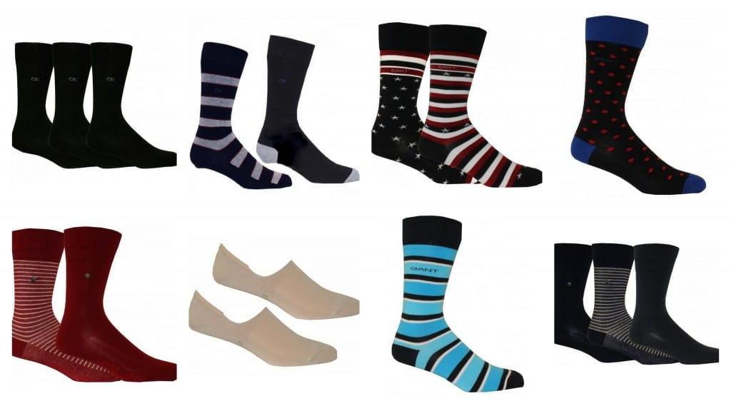 Designer Men's Socks Choose Your Favourite Design | UnderU