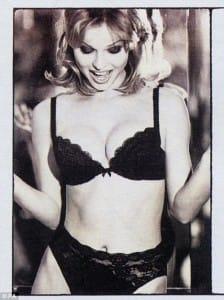 Eva Herzigova | 10 Sexiest Female Underwear Models | UnderU
