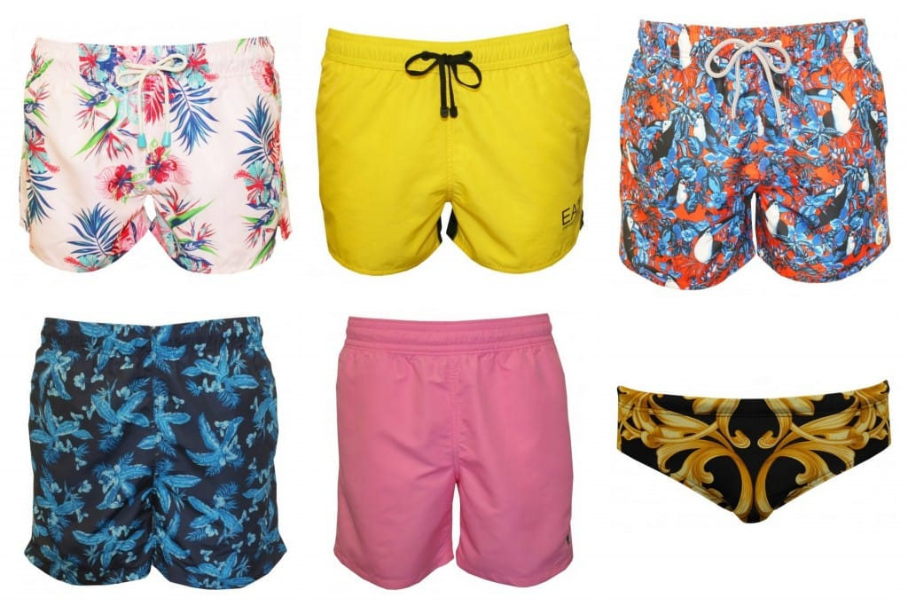 Men's swimwear & Men's Swim Shorts | UnderU