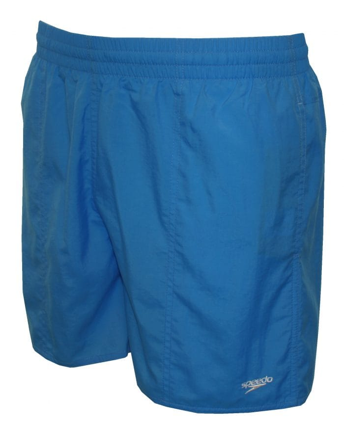 Speedo swim shorts freshwater blue