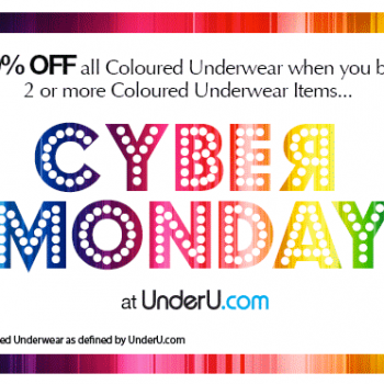 cyber monday men's underwear sale