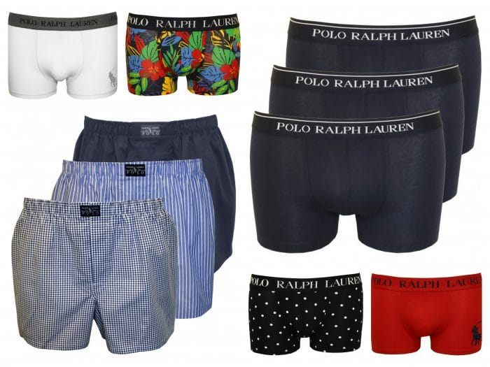 Ralph Lauren Men's Underwear