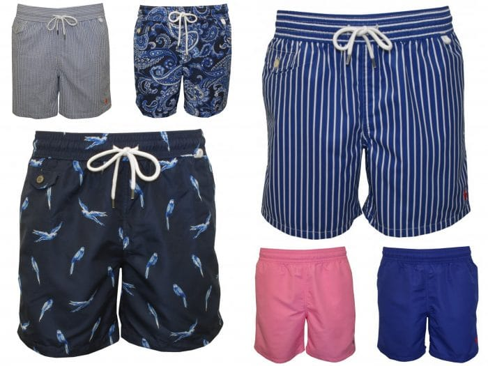 Ralph Lauren Men's Swimwear