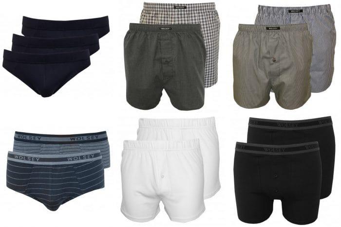 wolsey underwear
