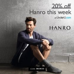Hanro men's underwear