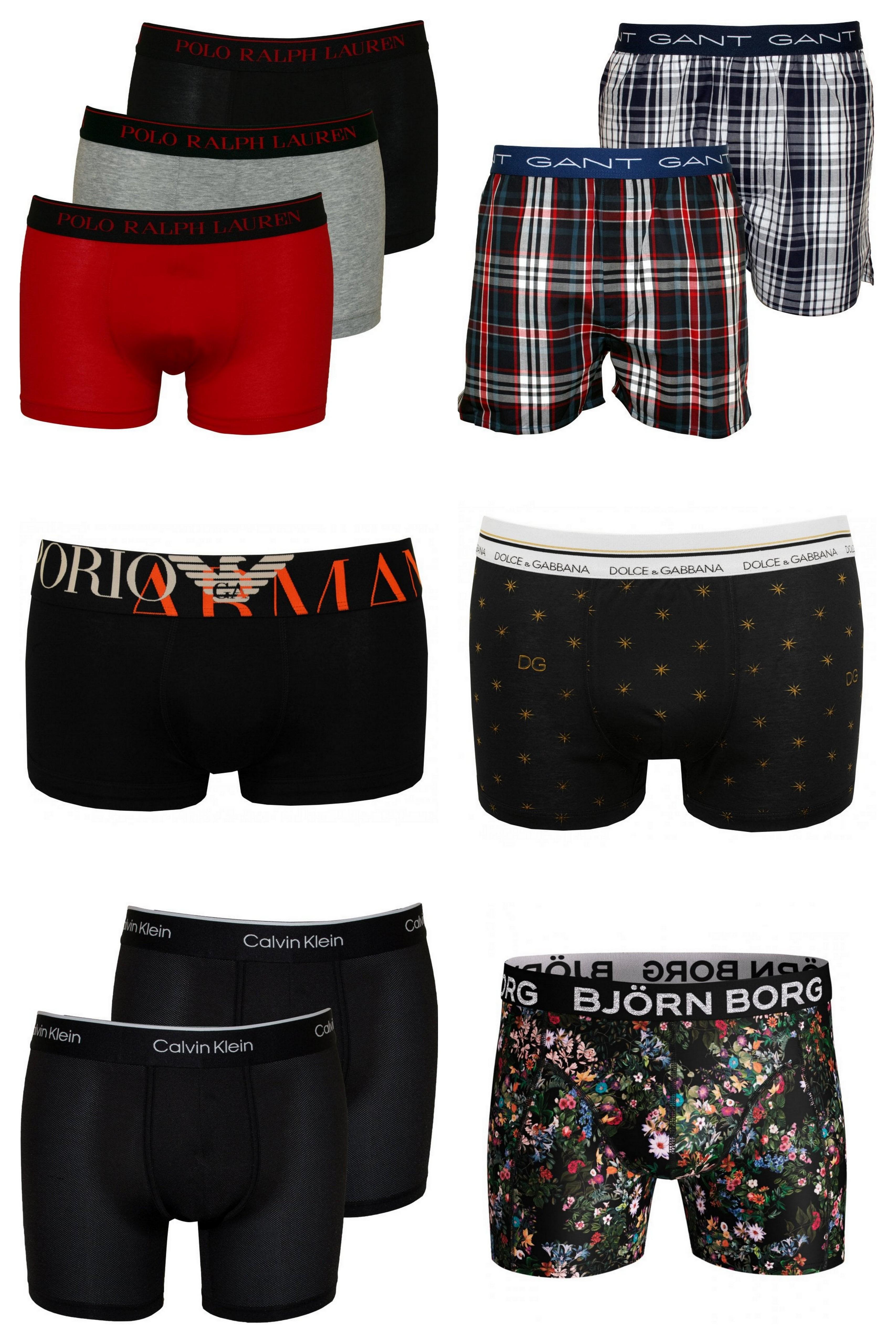men's underwear of aw18