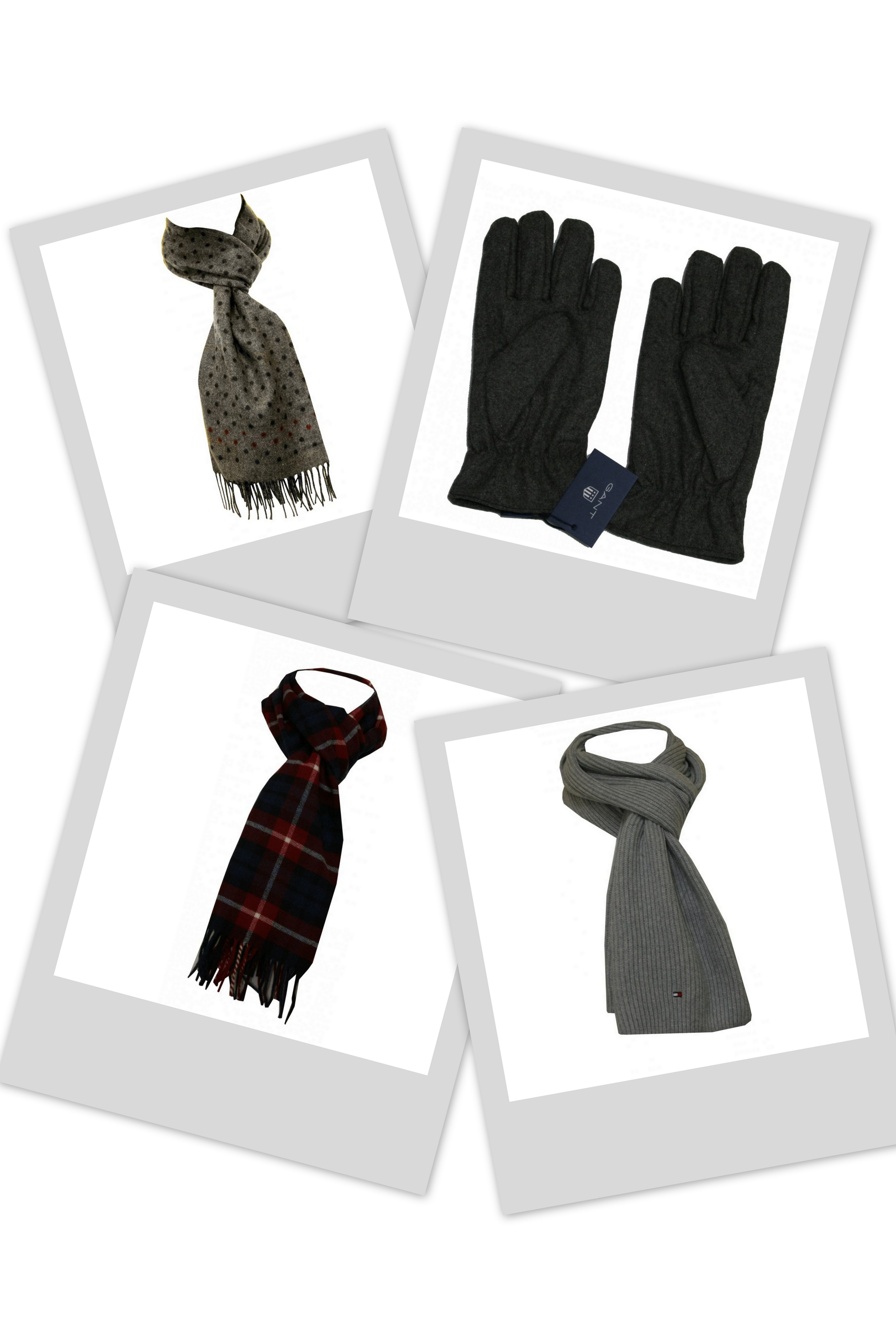 Men's Hats & Scarves
