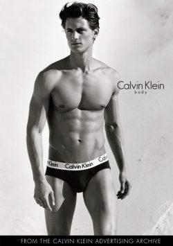 Garrett Neff | Sexiest Male Underwear Models | UnderU