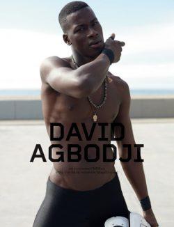 David Agbodji | Sexiest Male Underwear Models | UnderU