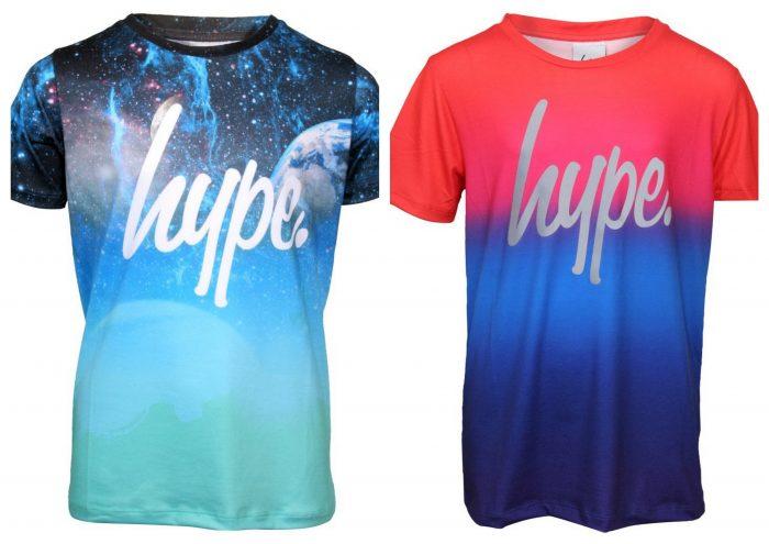 Hype boys t-shirts